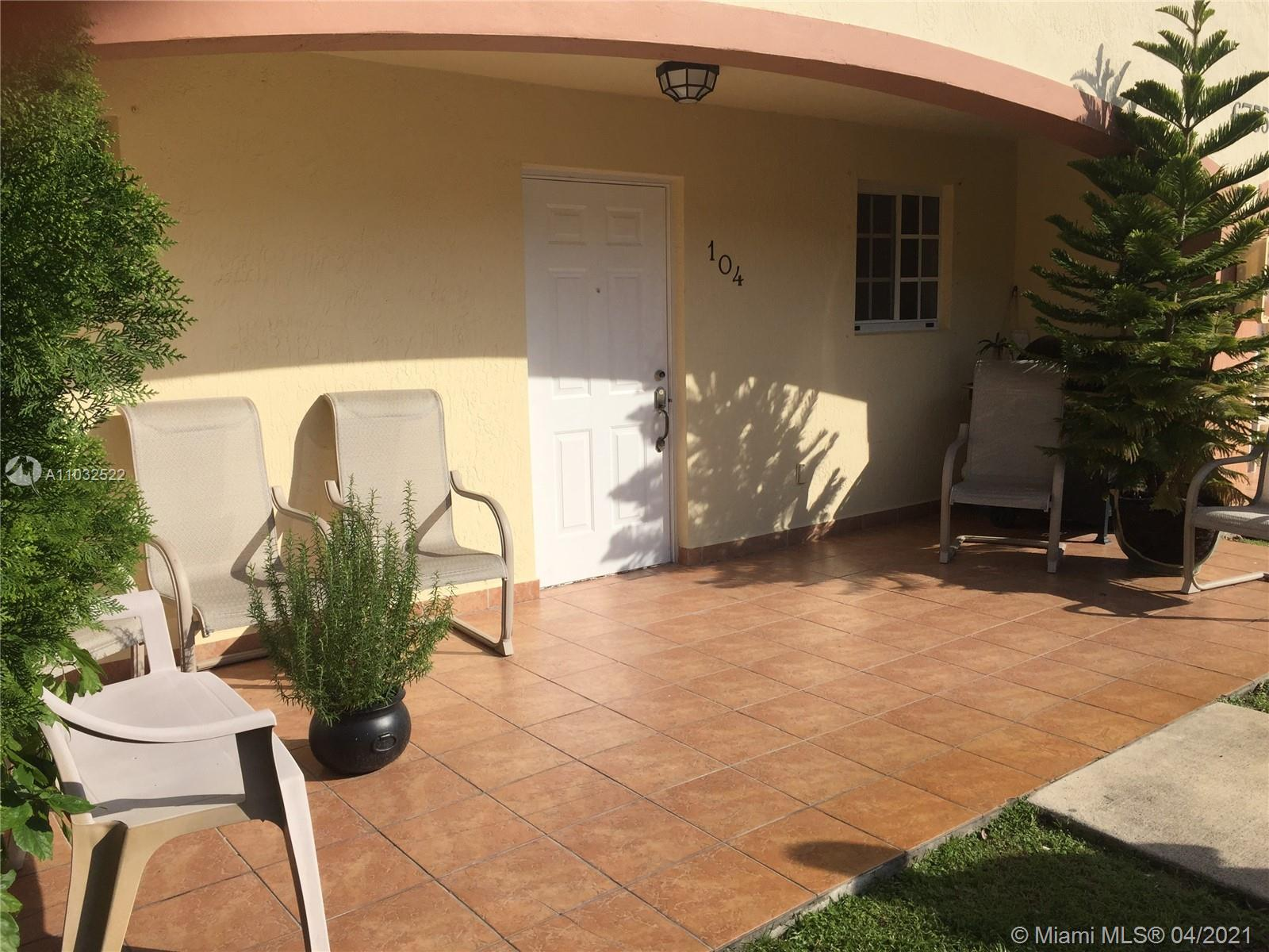 6755 NW 182nd St #104 For Sale A11032522, FL