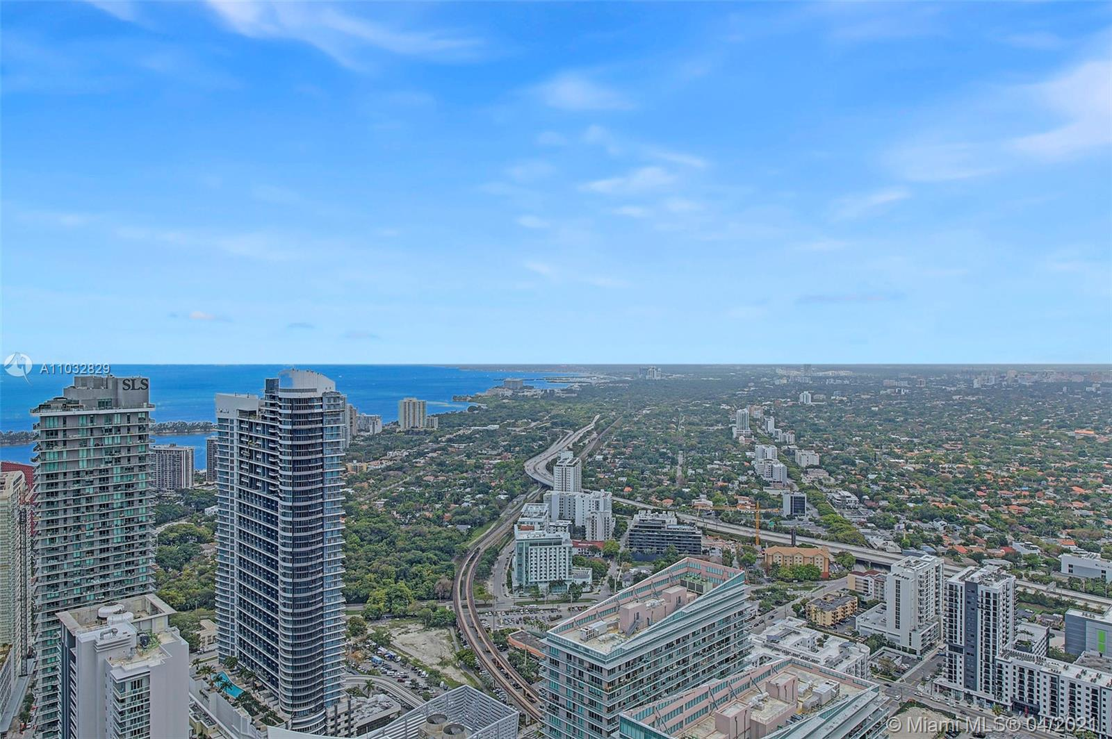 PRICE REDUCTION FOR A QUICK SALE. Experience life at the top at this exclusive upper penthouse at Brickell Flatiron featuring soaring high ceilings with floor to ceiling windows.Your home in the sky was designed with exceptionally high finishes, control 4 smart home technology, custom made closets and wine cellar, top of the line appliances and electric shades. Brickell Flatiron's exclusive lifestyle brings resort inspired living home, With five-star service and elite amenities, residents will experience the benefits of unsurpassed convenience and luxury