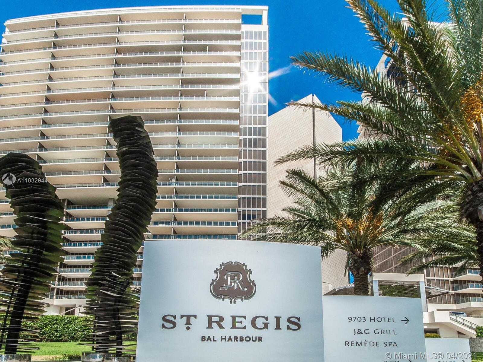 9705  Collins Ave #804N For Sale A11032944, FL