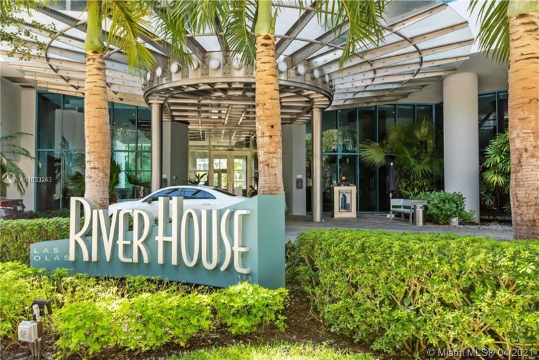 PRICE REDUCTION- REO/BANK OWNED/FORECLOSURE- LOWEST LUXURY PARK SUITE PLAN. This Las Olas River House Park Tower Suite offers 2 bed, 2.5 baths, 4 Balconies, floor-to-ceiling glass windows, coffered ceilings. 3200+ sqft. Concierge service and 24-hr security. Access to all top shelve amenities- world class fitness center, library, meeting rooms, pool and more. Direct River front off of Las Olas. Short walk or UBER away from Fort Lauderdale's best restaurants and entertainment. 3rd bed/bath converted to office and walk-in closet. Sold Strictly as is. Bank Owned / REO / Foreclosure. Sold As- IS without any repairs or warranty. Seller and its agent have no knowledge of history or condition disclosures. Agents see Broker remarks for offer instructions.