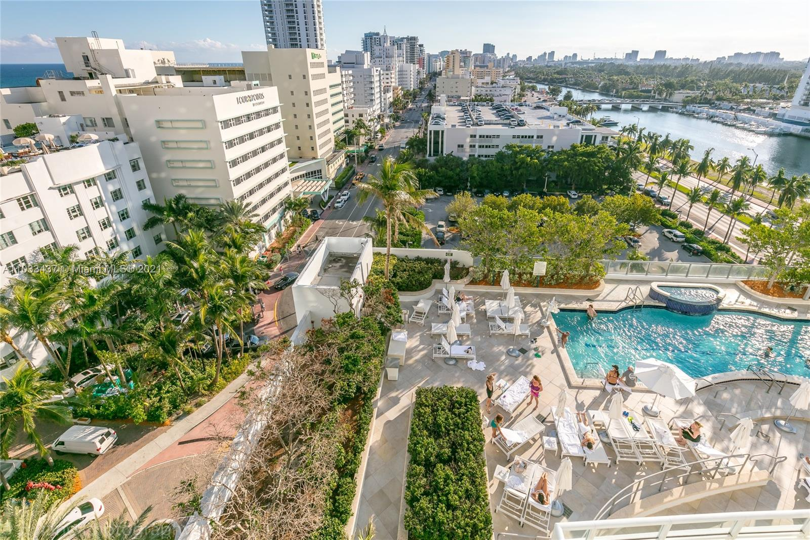 4401  Collins Ave #1104 For Sale A11033437, FL