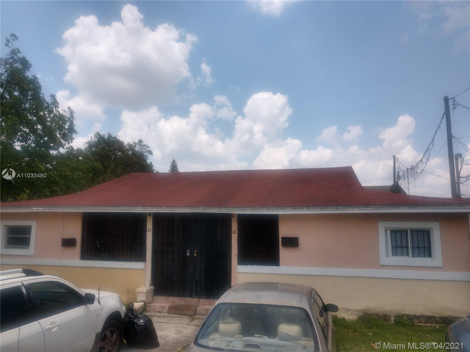 21 NW 76th St  For Sale A11033480, FL