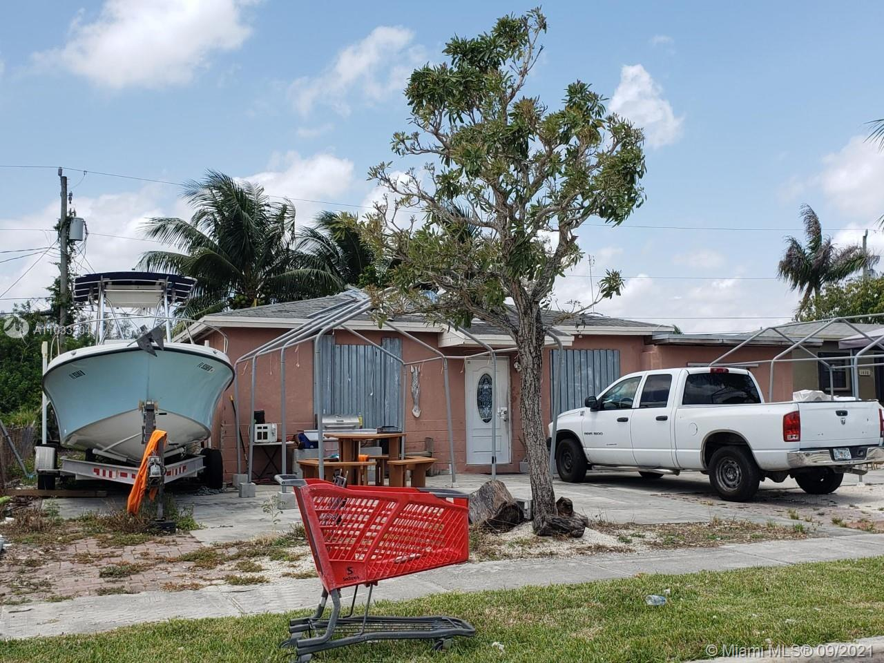 1430 NW 1st Ave  For Sale A11033594, FL