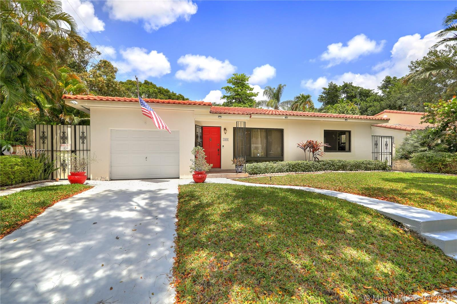 541 NE 56th St  For Sale A11032097, FL