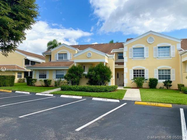 Enjoy resort style living in this spacious and beautiful 2nd floor, 2 bath condo. Located in the exclusive gated KeysGate community. Exterior has accordion Hurricane shutters and a large screened balcony. The Keys Gate clubhouse offers heated pool, hot tub, sauna, full gym, billiard room, library, card room, tennis club and so much more!
