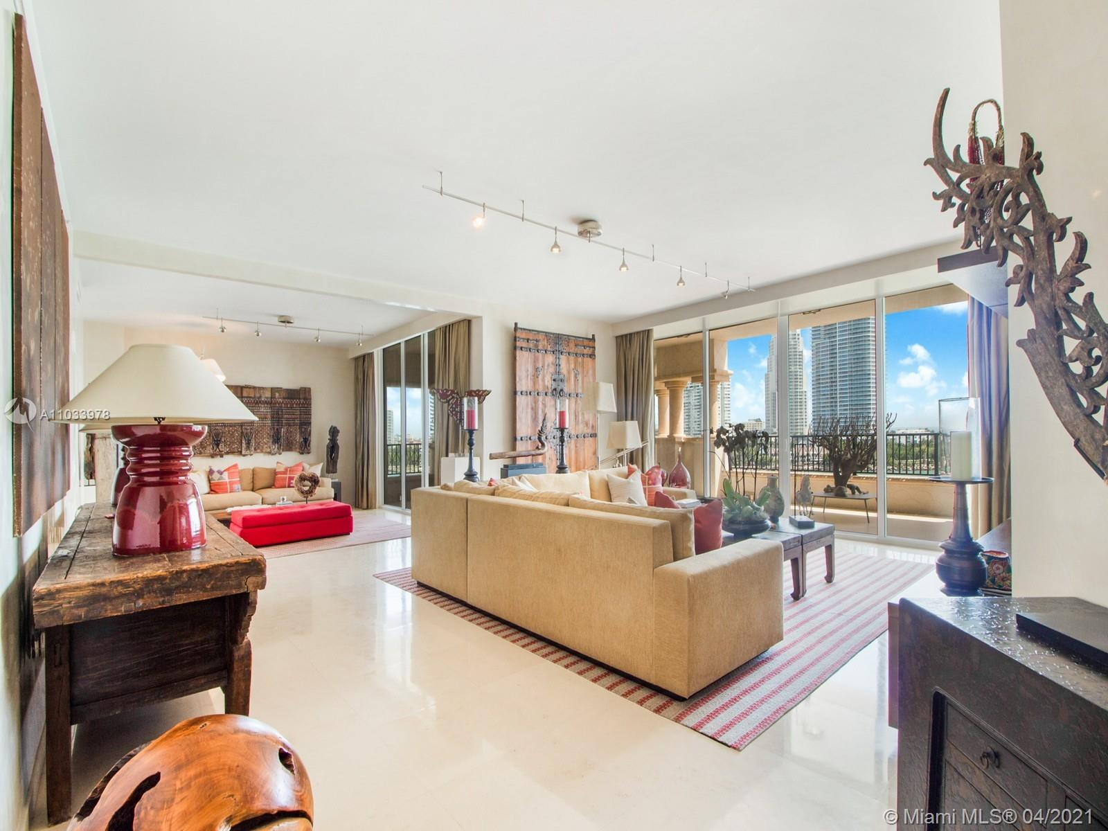 7161  FISHER ISLAND DR #7161 For Sale A11033978, FL