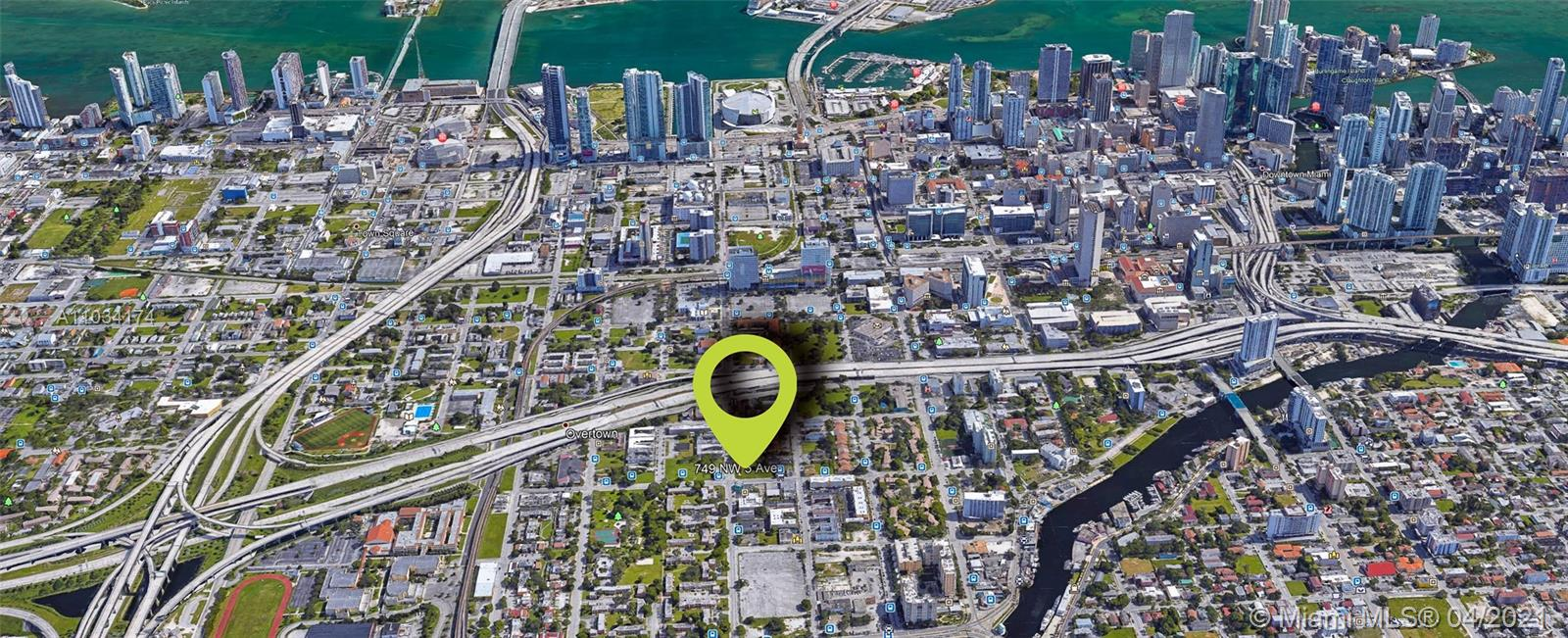 749 NW 5th Ave  For Sale A11034174, FL