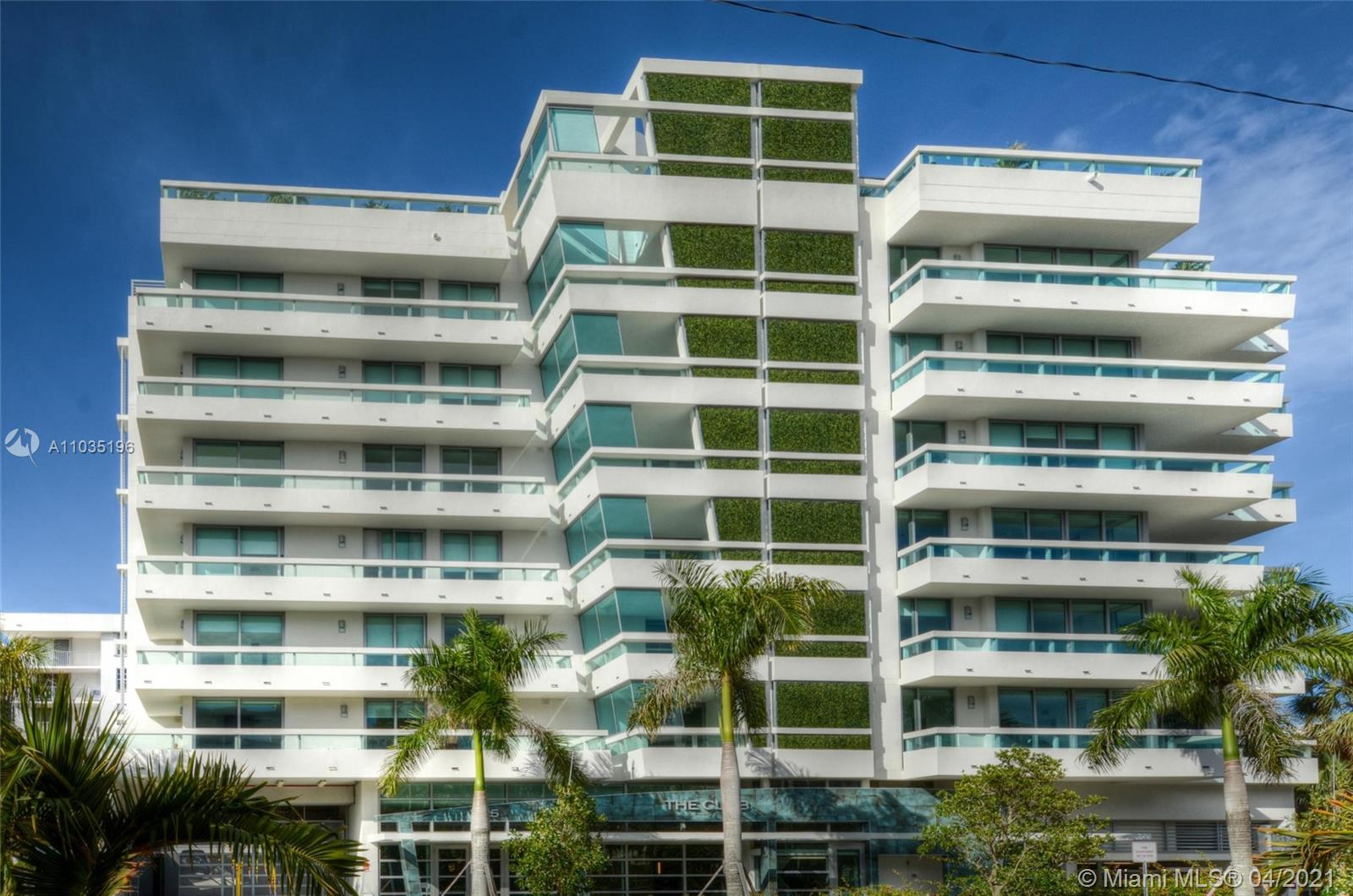 **LOCATED IN THE HEART OF BAY HARBOR ISLAND***2 PARKING GARAGES INCLUDED**SE CORNER UNIT** This modern/elegant unit comes fully equipped with BOSCH appliances, wine cooler and washer/dryer combo. Lots of natural light from floor to ceiling windows and slighting doors. Additional storage included. Fabulous rooftop deck featuring infinity pool, Jacuzzi, BBQ/ entertainment area. Blocks away from great public schools, Bal Harbour Shops and Beaches.
