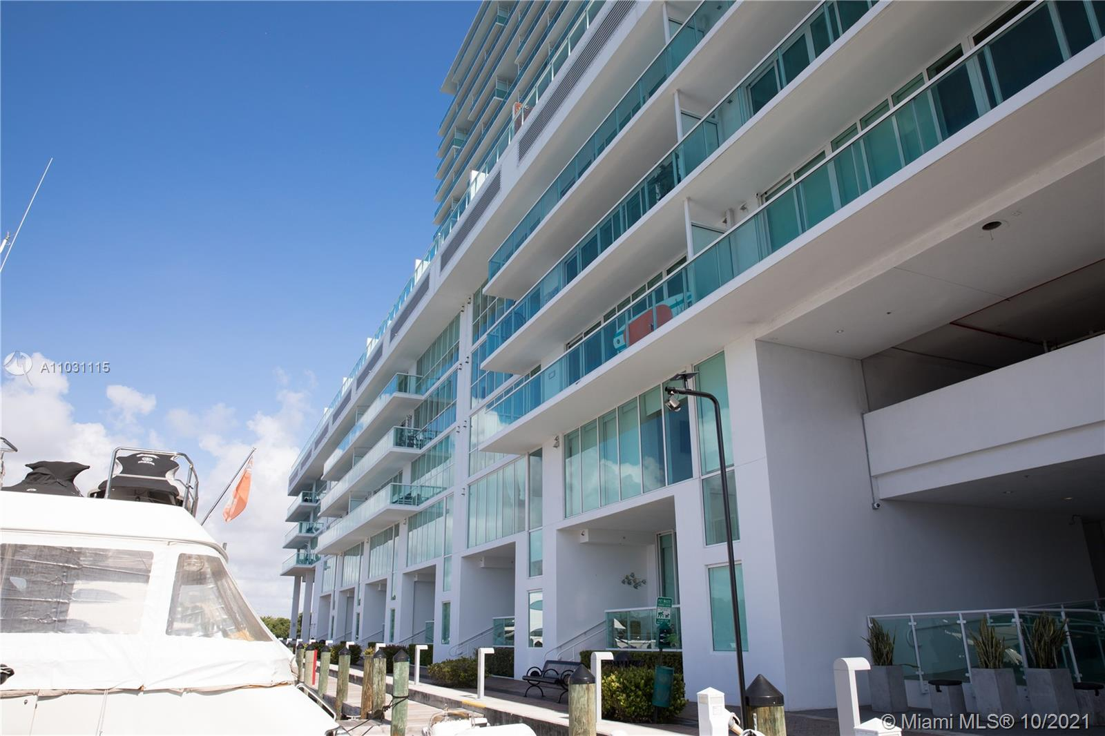 FIRST TIME ON THE MARKET - Stunning Intracoastal and Ocean views from this TurN Key & completely flow-through Corner Unit. Boasting a spacious 1,688 sq ft 3 Bedroom / 3 Bath layout, Open Kitchen concept with Stainless Steel appliances and Cordova marble in living and dining areas.  The building offers Complimentary valet parking; A private spa with saunas, steam rooms, three waterfall Jacuzzis, plus a unique Rejuvenation Center! offering the latest techniques in relaxation and beauty treatments; Bayfront Fitness Center; Olympic-style cascading infinity-edge pool. Perfect for boat lovers as well, Dock Space available for rent/sale.
