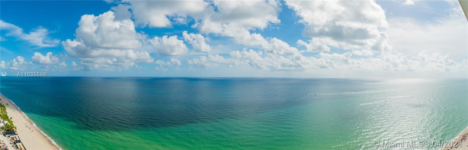 17749  COLLINS AVE #3502 For Sale A11035598, FL