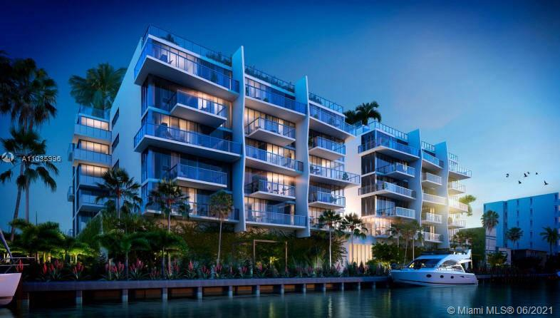 """NO SUNDAYS SHOWINGS PER BUILDING RULES. NO SHORT & AIRBNB.BEST CORNER UNIT-2BEDS/2BTH+DEN. VIEWS BAY/WATER. UNIT comes with 1 Assigned Marina Slip of 24"""". Boutique building of only 7 floors and 57 residences. 2car parking spaces & 1 assigned storage, Kitchen with European -style cabinetry, polished granite counter tops, marble floors & jacuzzi in bathrooms, White ceramic floors thru-out the apartment. Gorgeous views From the Rooftop pool towards bay and sunsets. Gym & Marina. Bal Harbor island is surrounded by Biscayne Bay, Indian Creek, Town of Surfside, and Bal Harbor. Walking Distance to Beach, restaurants and to the renowned Bal Harbor Shops. Best Public schools: Ruth K. B., Harbor K-8, Nautilus Middle School, Miami Beach Senior High School."""