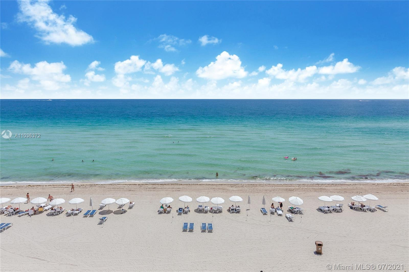 15901  Collins Ave #1807 For Sale A11036372, FL