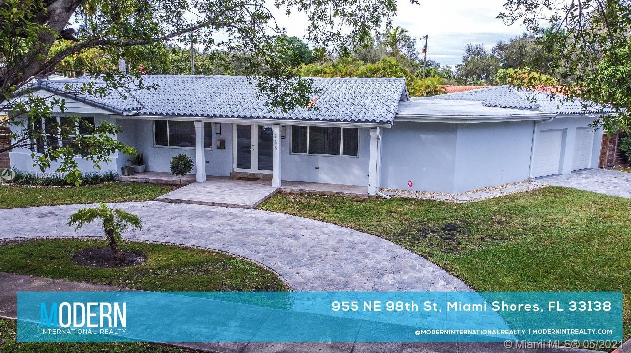 955 NE 98th St  For Sale A11034510, FL
