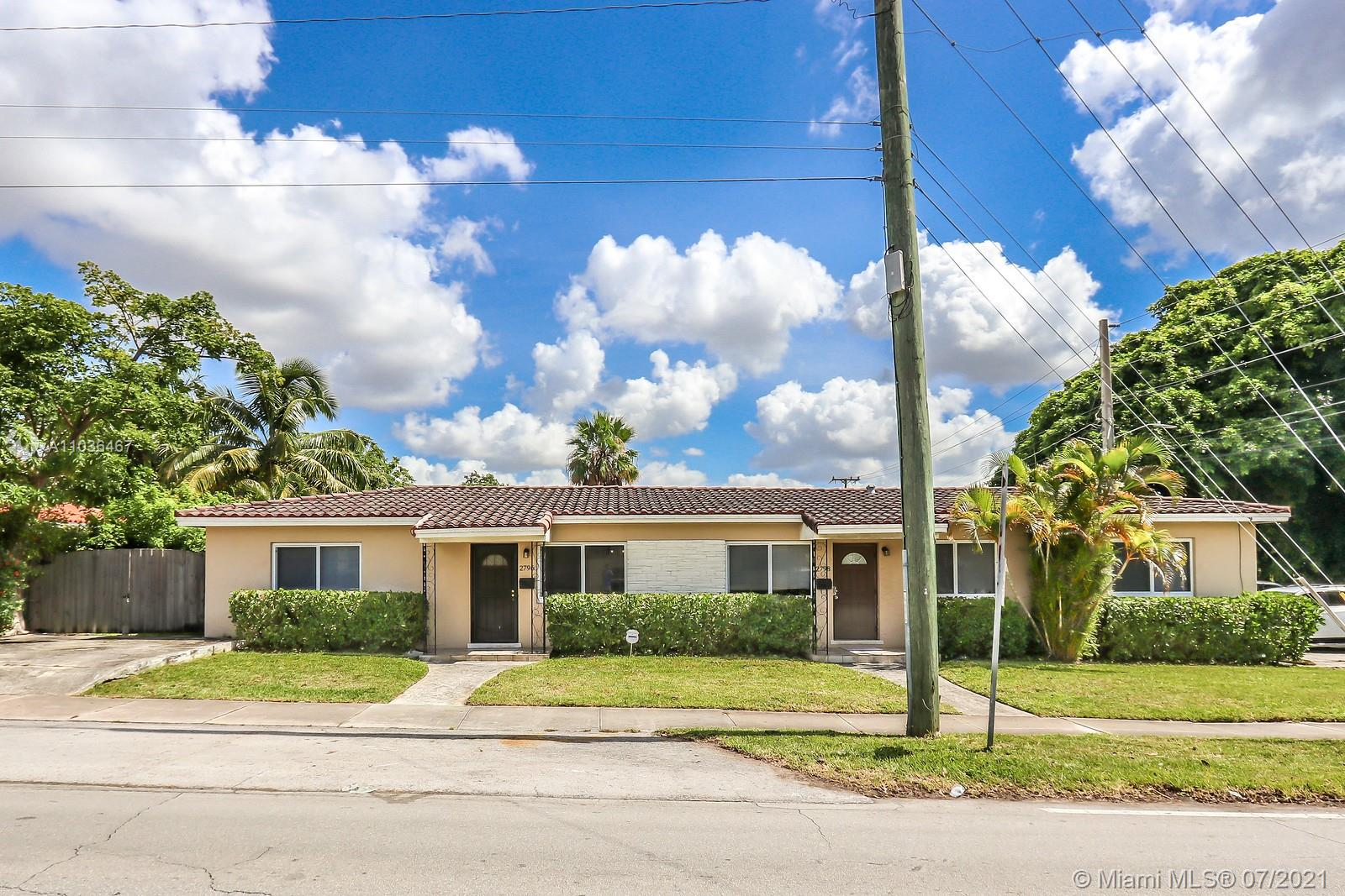 2796 SW 32nd Ave  For Sale A11036467, FL