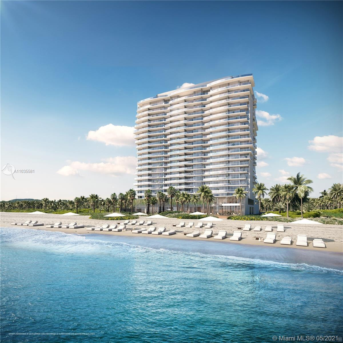 Spectacular 2 Bedroom 2.5 Bath + Den at Pompano's HOTTEST new pre-construction property, SOLEMAR! This residence has a contemporary floor plan featuring floor-to-ceiling windows with breathtaking views of the city, the Atlantic Ocean and the Intracoastal Waterway. Private elevator access and entry foyers in all units. From unforgettable beach views to a stunning pool deck to an enormous 13,000 square-foot terraced green space, SOLEMAR exceeds all of your expectations.