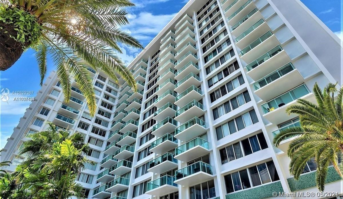 """Unbelievable; A Beautifully Well-Maintained 2BR/2BA Corner Unit in the Mirador 1000 under $440k. Located in a direct bay-view building. Almost 1200sf living space.  First Class Amenities: 24hr Concierge/Security, Convenience Store, Hair Salon, Heated Pool, Jacuzzi, Sauna, 5000+sf Fitness Center, High Speed Internet, and Cable.   Maintenance Includes:  Hot Water, High Speed Internet and Cable  Dynamic City Views with a Side View of the Ocean. Steps to Umbria Coffee Shop, Whole Foods, Walgreens and Restaurants. Walk to Lincoln Road and Ocean Drive  Within 15 Minutes to Downtown Miami, Wynwood, the Design District, Museum Park, Arena and Miami Intl Airport  The Mirador 1000 is completing renovations that will make the building """"The Jewel of West Avenue.  CALL TODAY for YOUR Showing"""