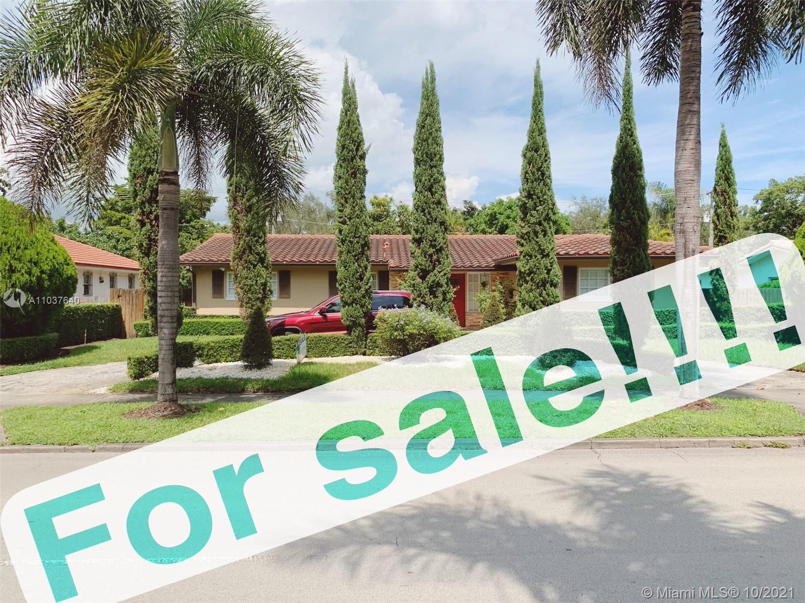265 NE 96th St  For Sale A11037640, FL