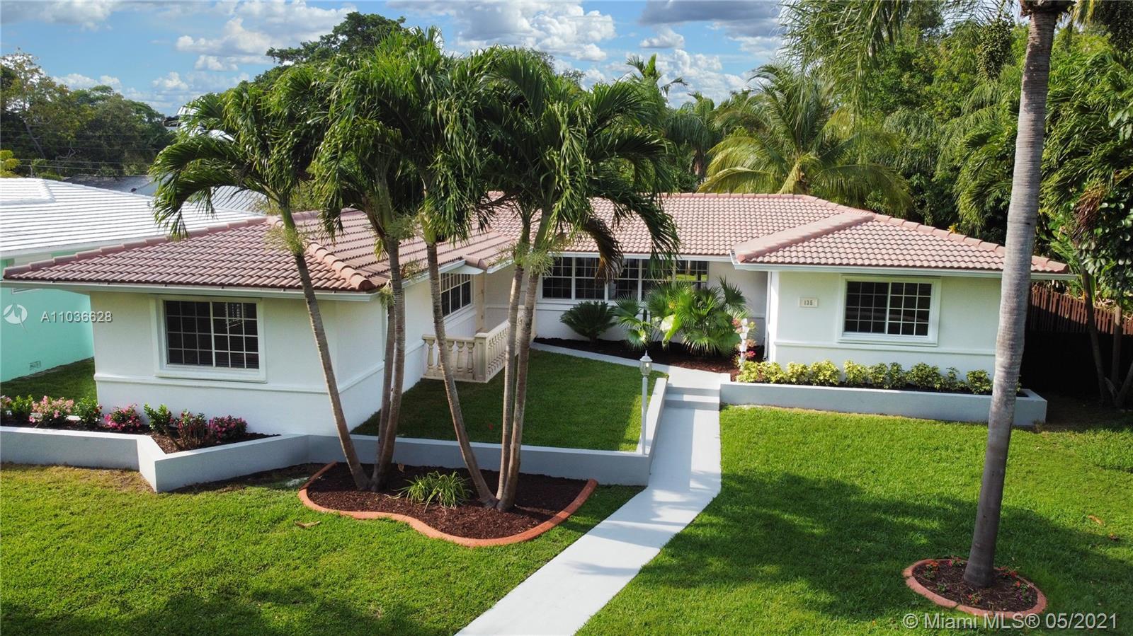135 NE 94th St  For Sale A11036628, FL