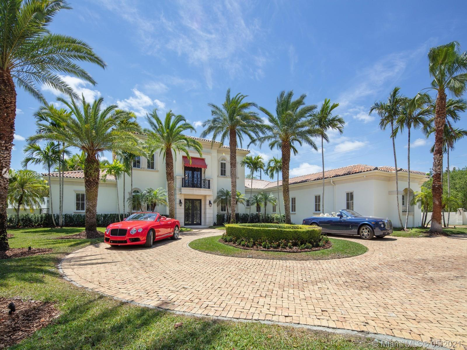 6190 SW 114th St  For Sale A11028887, FL