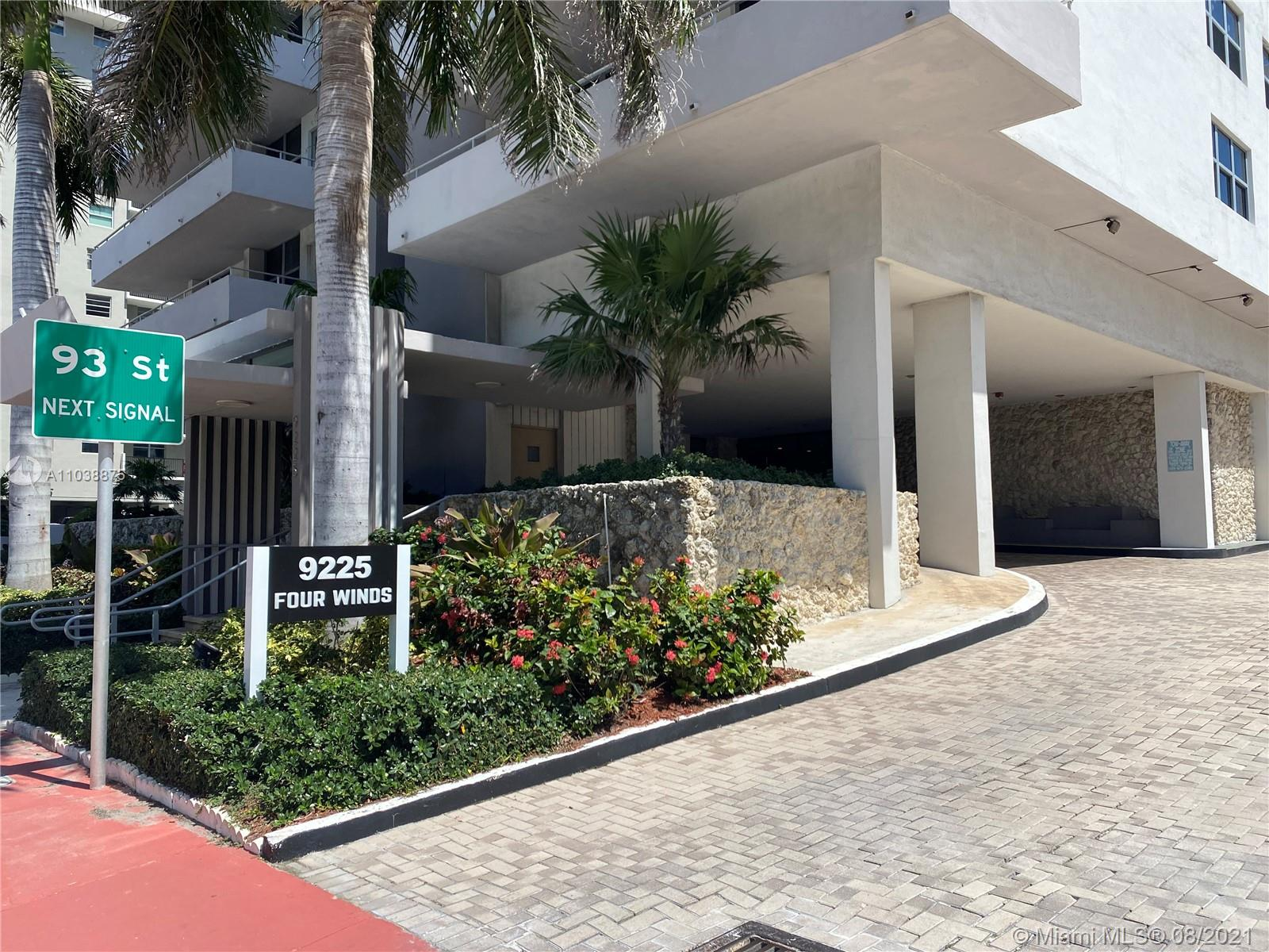 9225  COLLINS AVE #408 For Sale A11038875, FL