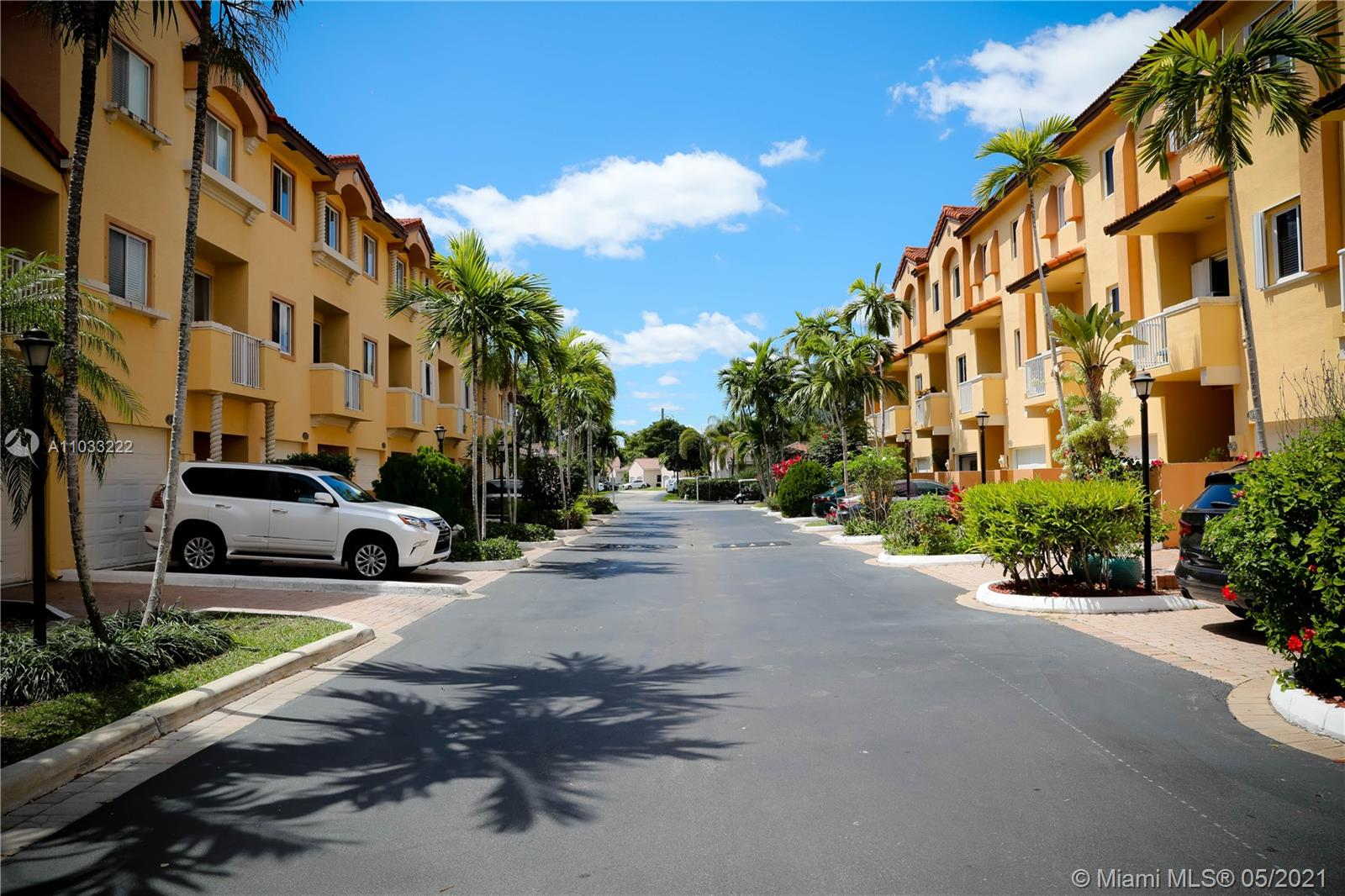 """Unique Investment Opportunity in the Gated Community """"Harbour Village"""" This corner townhouse is composed of 2,150 SQ FT AC and includes 4 spacious bedrooms and 3.5 baths. The gated community of Harbour Village has 24 hour security, community pool, access to the waterways gated marina and shops.  Walking distance to Don Soffer charter school, Waterways park and dog park, whole foods, target, Best Buy, and House of Worship. Family Friendly location in the Heart of Aventura."""