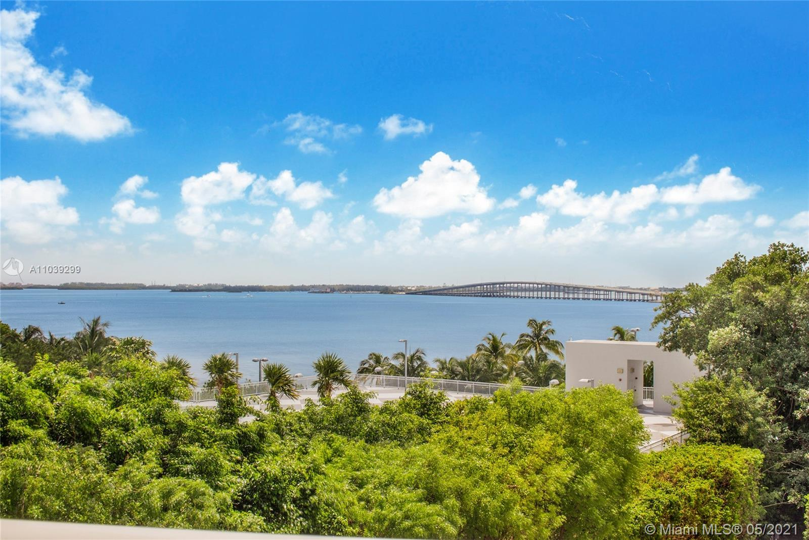 Soak in stunning bay views & five star resort style living at the Bristol Tower. Timeless elegance in this meticulously kept 2 bedroom 2 bathroom luxury masterpiece. Fully remodeled bathrooms, imported Italian cabinetry, select marble, soaking tub, custom doors/cabinetry by Mia Cucina throughout. Several updates made in this property giving a modern feel to a classic building. Enormous terraces for both sunrise and sunset views over Biscayne bay and Miami. Property comes with storage unit. AC Recently replaced & upgraded with UV Light system. Tennis Court, BBQ area, coffee shop, pool, jacuzzi, gym/spa, kids playroom, community room, valet. Please checkout amazing matterport.