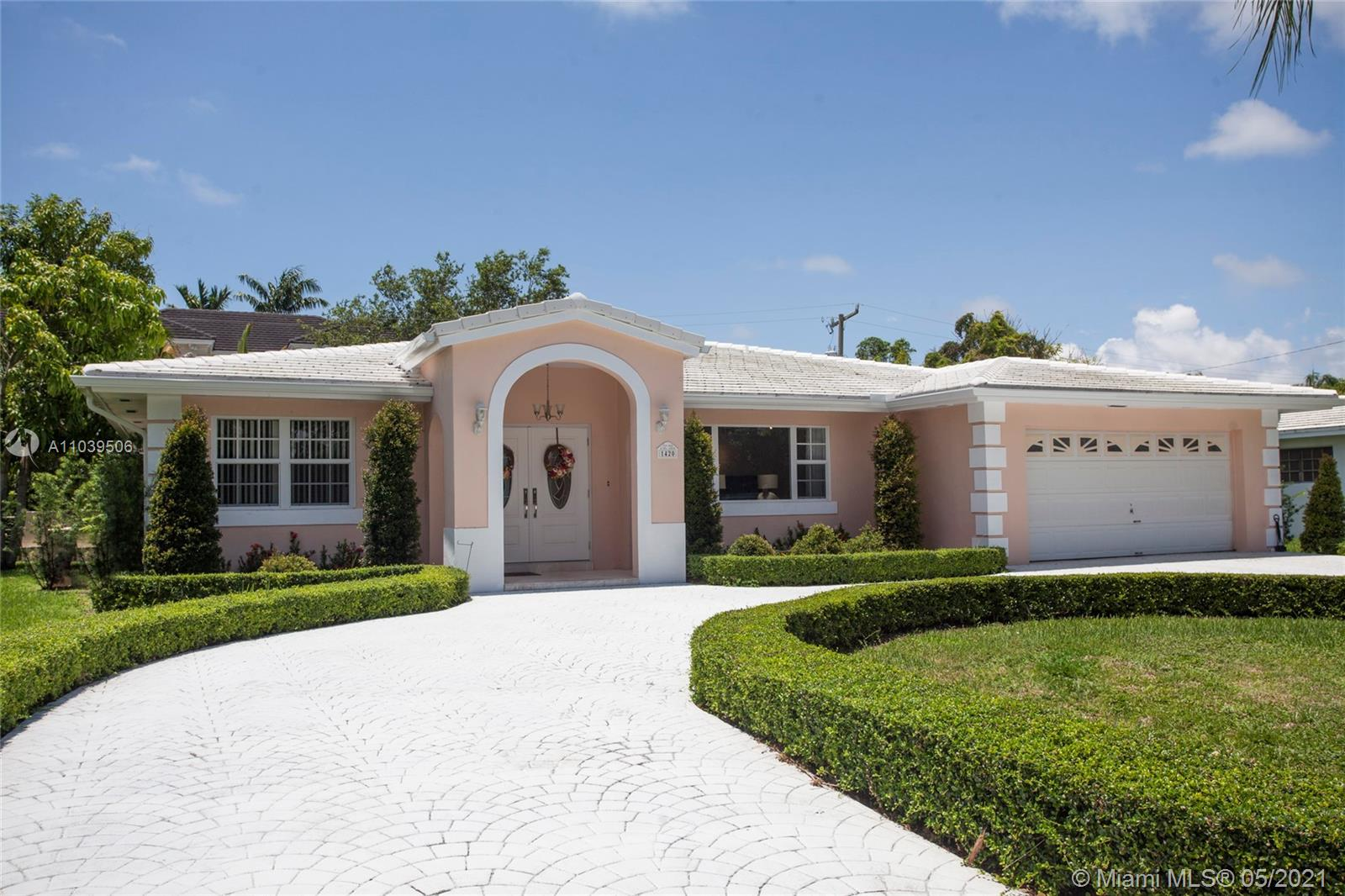 DON'T MISS THIS OPPORTUNITY TO LIVE IN EXCLUSIVE GATED/SECURE - GABLES-BY-THE-SEA COMMUNITY! PINECREST ELEMENTARY! WALK YOUR CHILDREN TO GABLES-BY-THE-SEA PARK OR GULLIVER ACADEMY; BRITE & SPACIOUS LIVINGROOM, DINING, FAMILY; 2YR STAINLESS STEEL APPLIANCES; MARBLE FLOORS; SPACIOUS 4 BED / 4 FULL BATHS; MASTER WALK IN CLOSET+; 2 CAR GARAGE; NEW IMPACT DOORS & WINDOWS THROUGH-OUT, NEW ROOF, NEWLY RESURFACED POOL, CHILD SAFETY FENCE; COMPLETELY PAINTED, THRU OUT; PATIO, GARDEN AREA. GREAT FOR ENTERTAINING! WON'T LAST!!