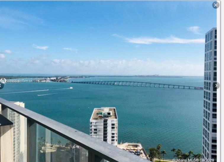 Gorgeous best line 1Bed/1.5Baths corner residence at Echo Brickell, a boutique residential high-rise in the epicenter of Miami's fastest growing metropolitan neighborhood, located on the East side of Brickell Avenue.Exquisitely designed with breathtaking bay and city views, incredible sunset from the expansive terrace, with summer kitchen, that brings the outside in.Fully finished, marble flooring throughout the living spaces. talian glass cabinetry, exquisite marble countertops and top-of the line SubZero, Wolf and Bosch appliances.APPLE® Home Technology, robotic parking system, Infinity-edge pool, state-of-the-art gym and spa deck with panoramic views of Biscayne Bay and Downtown Miami.24/7 concierge, valet, pet walker and more.
