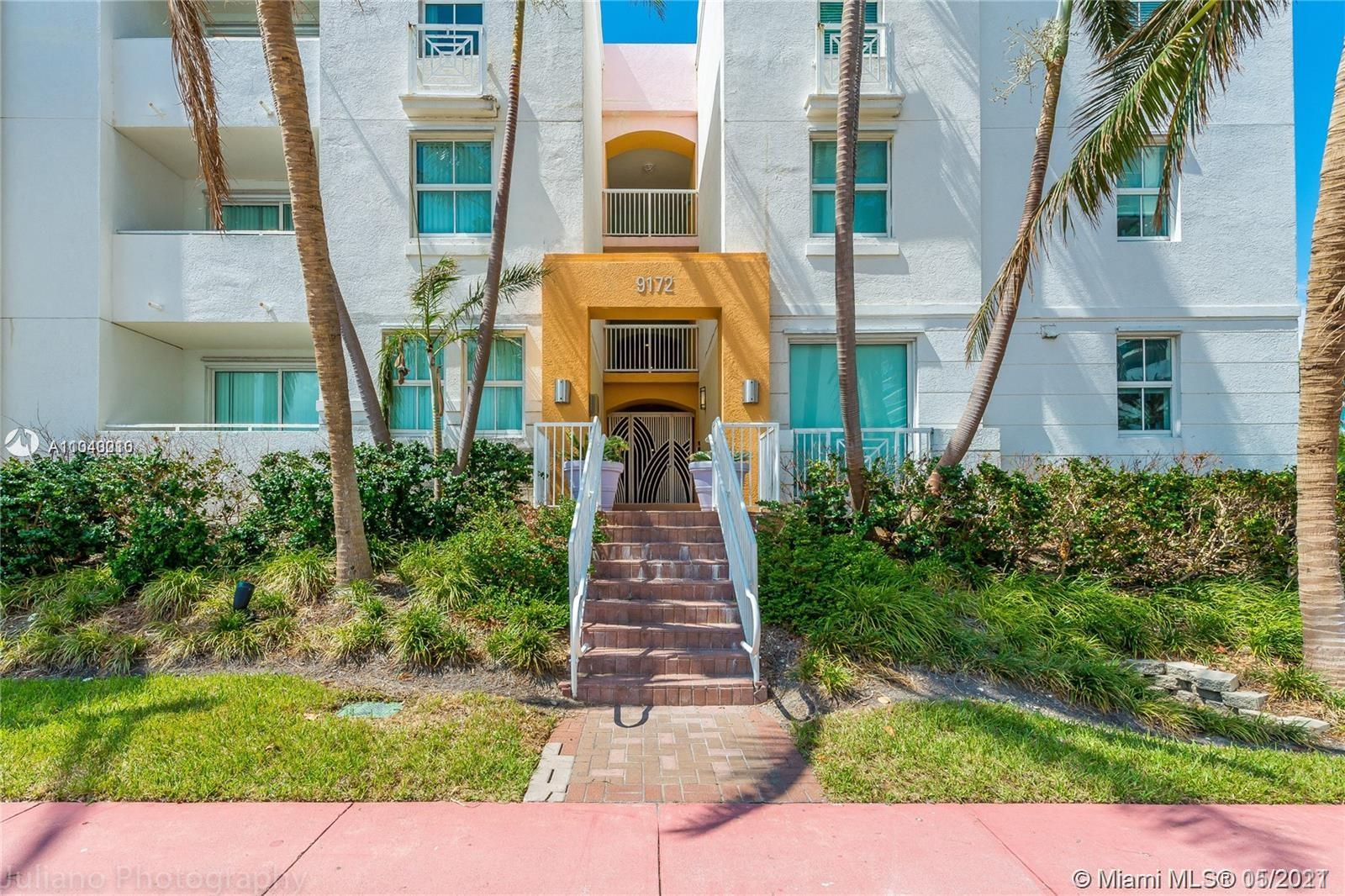 9172  Collins Ave #13 For Sale A11040010, FL