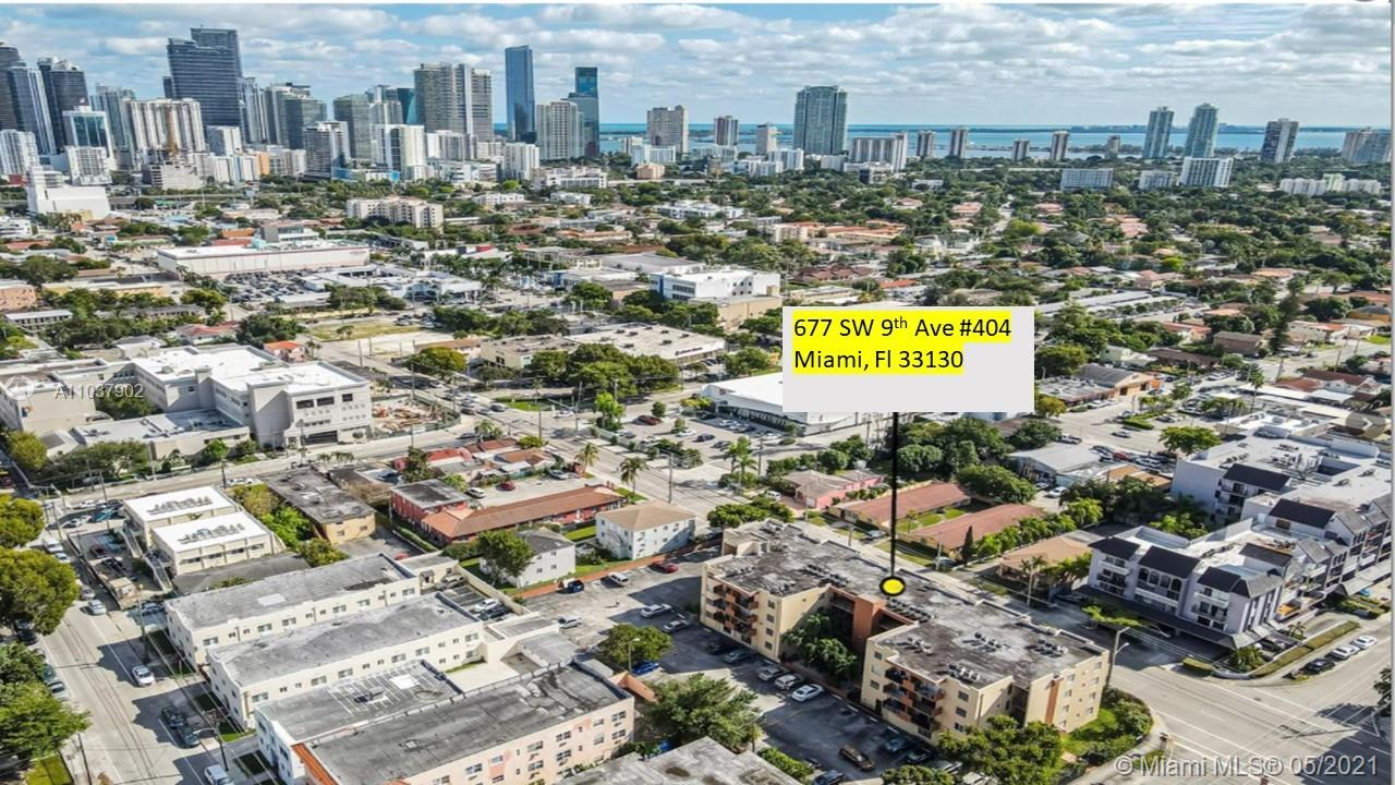 677 SW 9th Ave #404 For Sale A11037902, FL