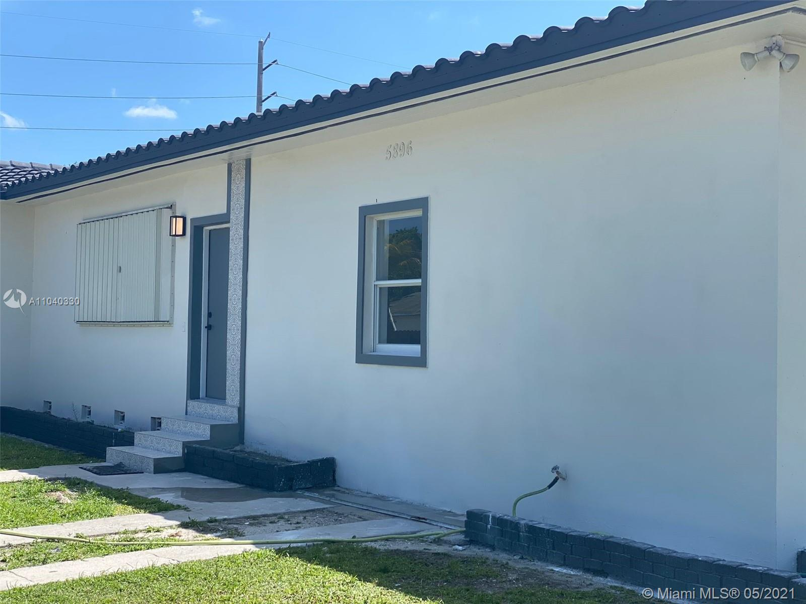 5896 NW 3rd Ave  For Sale A11040330, FL