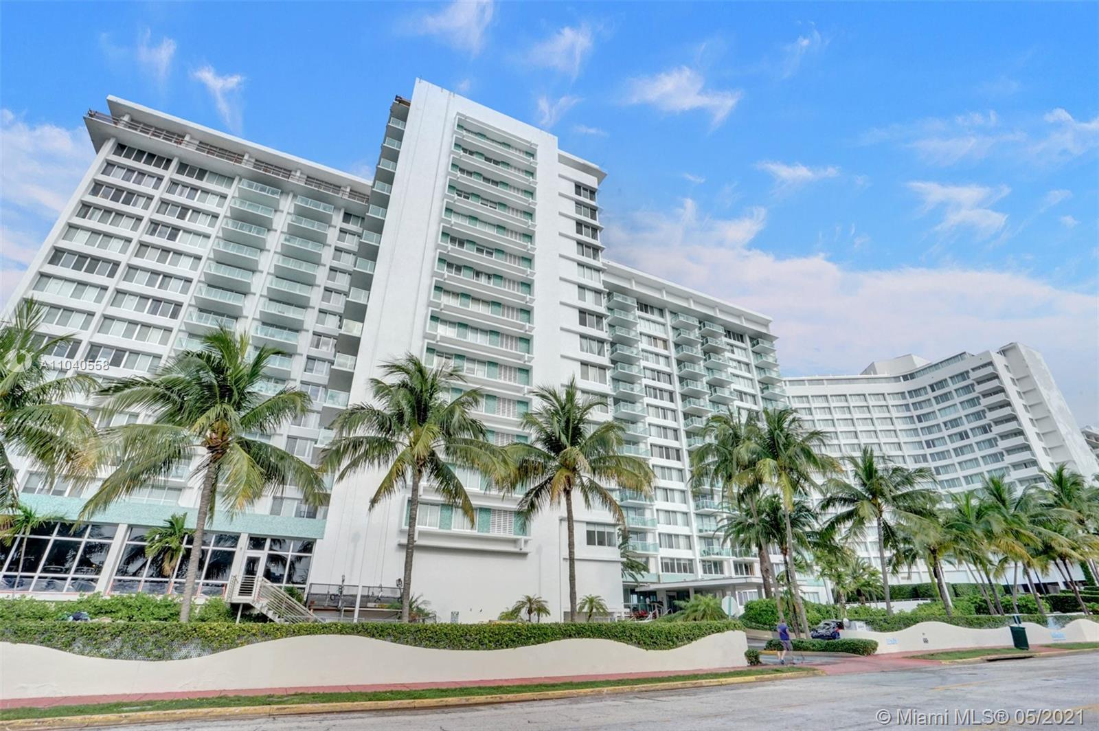 1000  West Ave #706 For Sale A11040558, FL