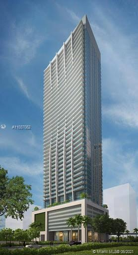 Unit is leased until May 31, 2022 for $3550.. Great asset opportunity at 1010 Brickell  with a 2 bedrooms, 2 baths,den area, living and dining area, kitchen with all the appliances and great terrace to enjoy the Miami views and sunsets.