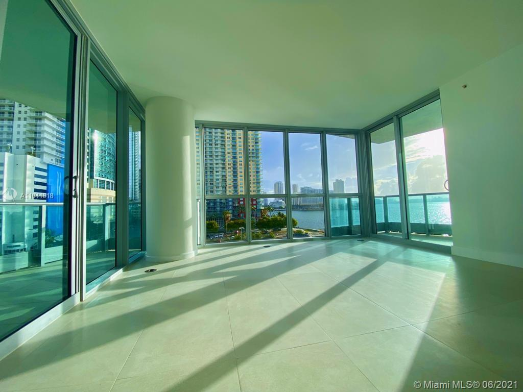 Totally remodeled 2/2 unit in prestigious Jade Residences with beautiful bay views.  Ready to move in.