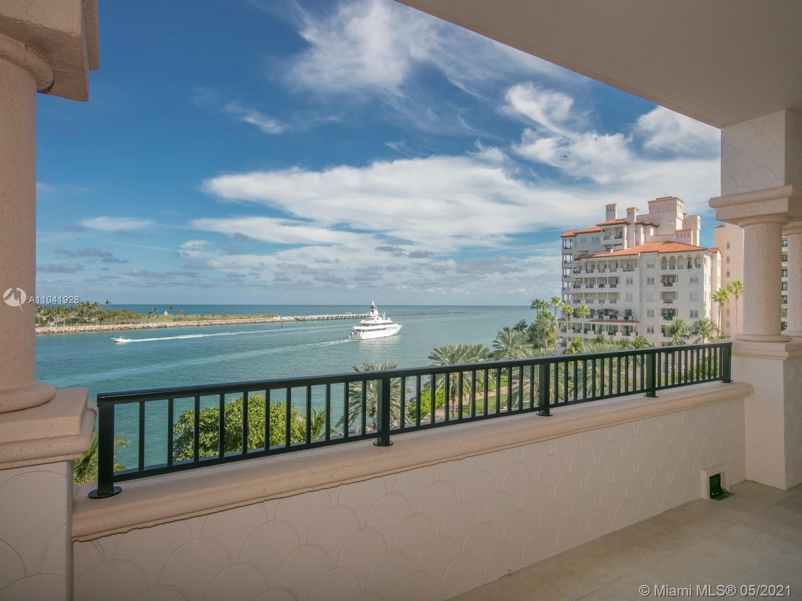7141  Fisher Island Dr #7141 For Sale A11041928, FL