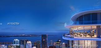 This Penthouse offering in the latest luxury tower by renowned Ugo Colombo allows for unsurpassed sunset and open water views. Split two bedroom design with two bathrooms, guest bath Italian craftsmanship throughout with open kitchen concept, MIELE appliances, ceramic floors and spacious balcony. One assigned parking plus one free valet. service with 24/7 attended Lobby and security, top amenities include movie theater,Billiard room, multiple social rooms, penthouse gym, rooftop pool, spa facilities, kids room