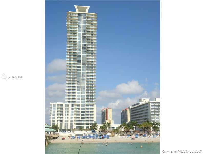 BEST DEAL AT LA PERLA CONDOMINIUM, OCEAN FRONT. PRICED FOR  A QUICK SALE. TURN KEY, SOLD COMPLETELY FURNISHED, VERY EASY TO RENT.  Available for showing after June 1, 2021.
