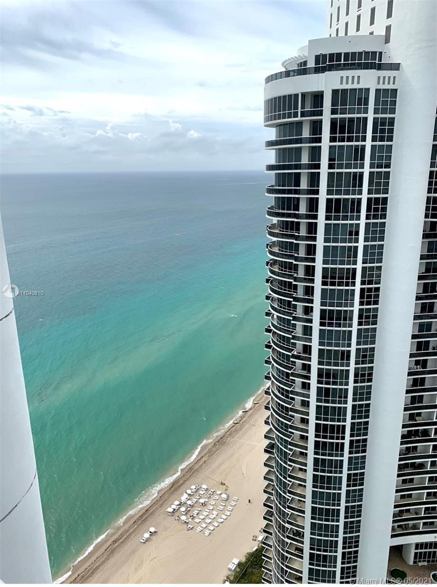 AMAZING OCEAN AND CITY VIEWS FROM THIS RENOVATED 53RD FLOOR PENTHOUSE. NEW POWER SHADES, TINTED WINDOWS, AND SO MUCH MORE. RIGHT IN THE MIDDLE OF BEAUTIFUL SUNNY ISLES BEACH. SUBZERO FRIDGE, GLASS TOP MIELE RANGE AND OVEN. HEALTH SPA, GYM, TENNIS, PRIVATE BEACH ACCESS AND RESORT STYLE POOLS.