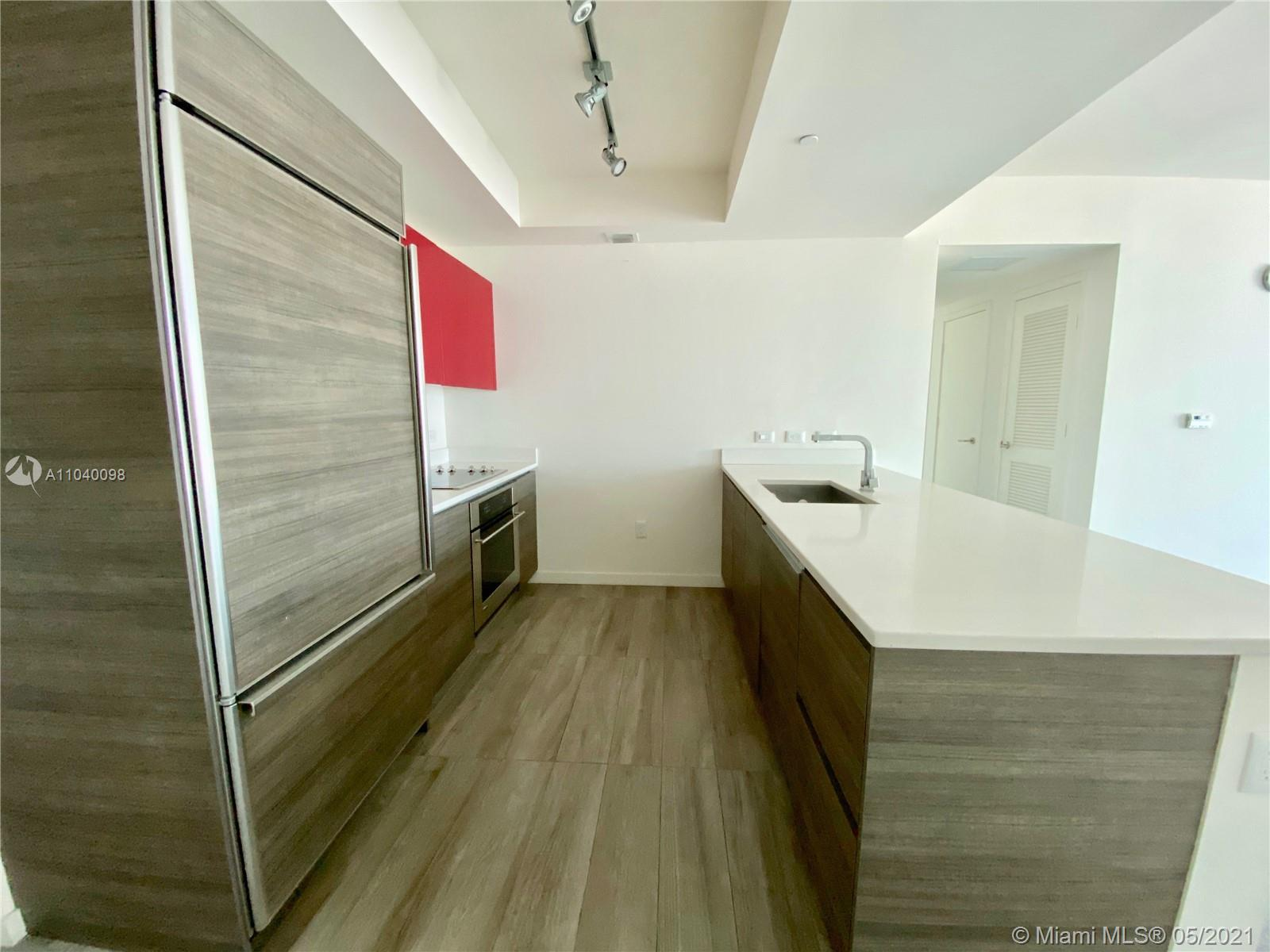 Super bright 2 bed & 2 bath unit at Millecento Brickell. This unit features a spacious floor-plan, floor to ceiling windows, open skyline views with lots of natural light, balcony and Italian cabinetry. Resort Style Amenities include a rooftop pool, larger pool on 9th Floor, Fitness Center, Kids Room, Club Room, theatre and sauna. Washer & dryer inside. Centrally located close to restaurants, shops, supermarkets, Mary Brickell Village, Brickell City Centre, Metrorail & Metromover.