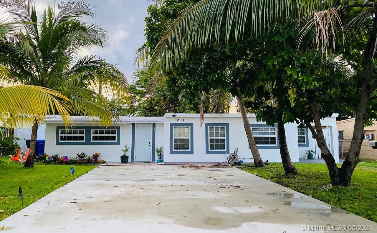 204 N 61st Ter  For Sale A11043559, FL
