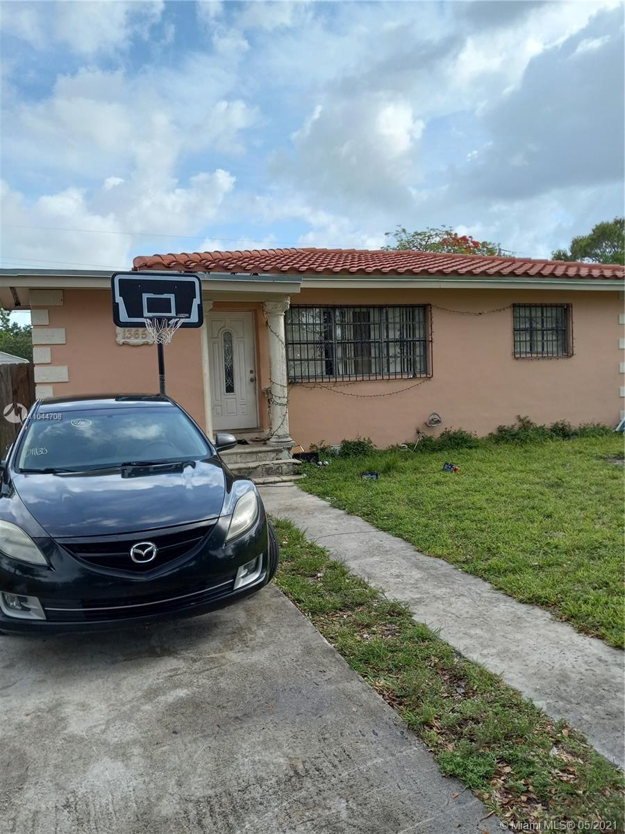 1365 NW 128 ST  For Sale A11044708, FL