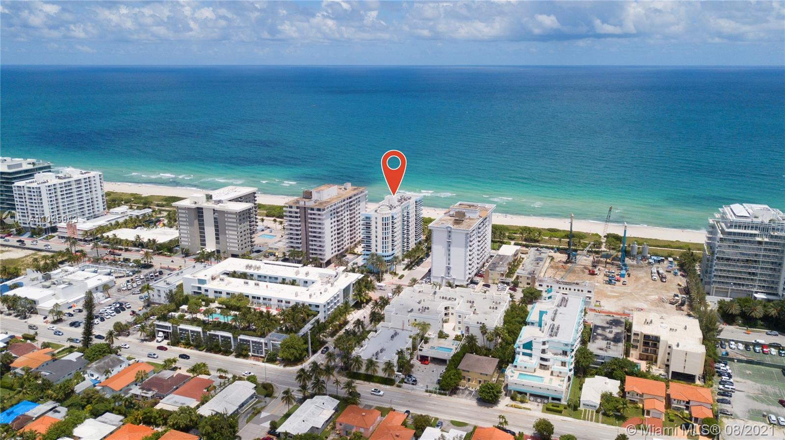 9201  Collins Ave #826 For Sale A11045043, FL