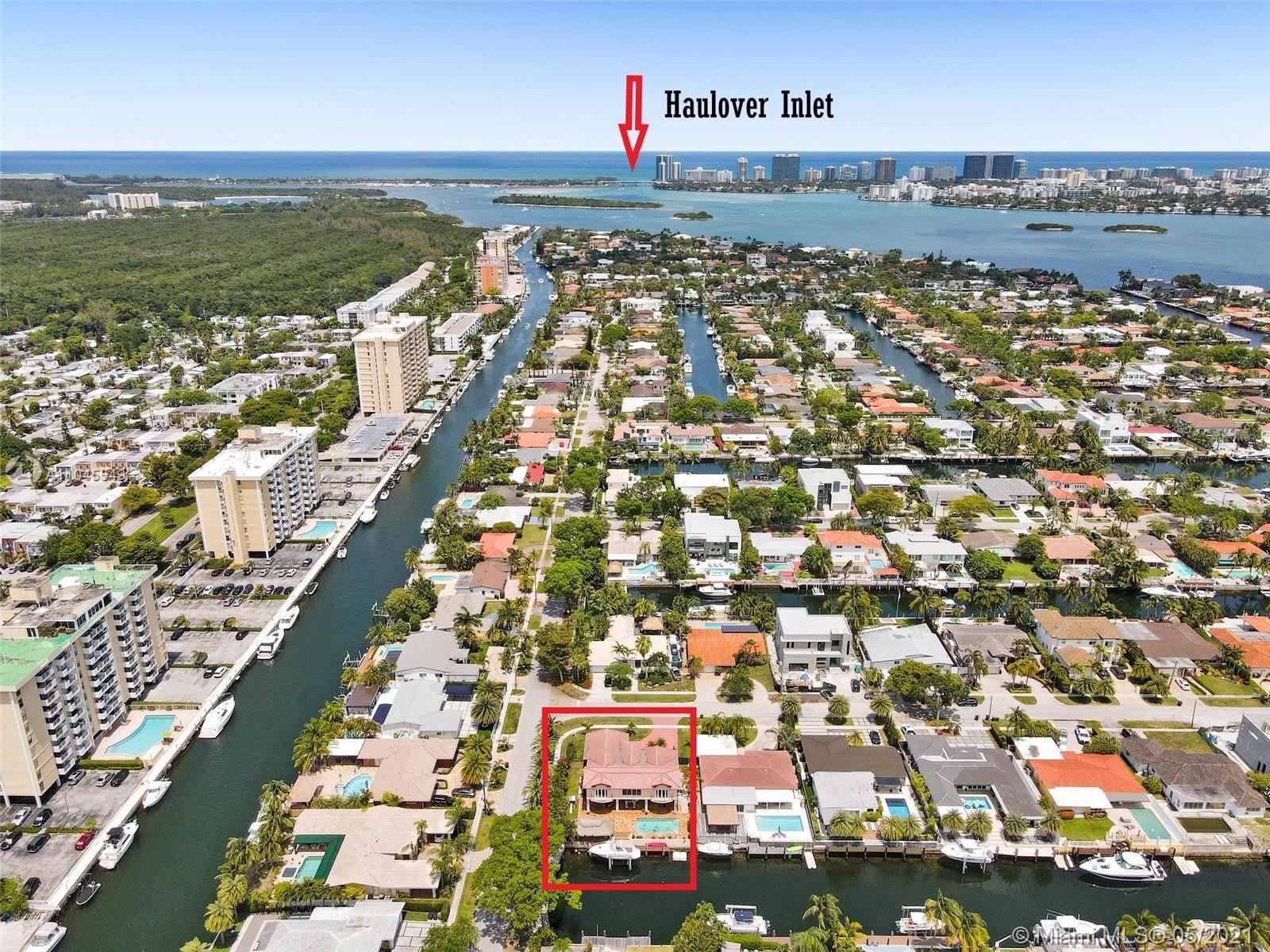 13240 Ortega Ln, North Miami, Florida 33181