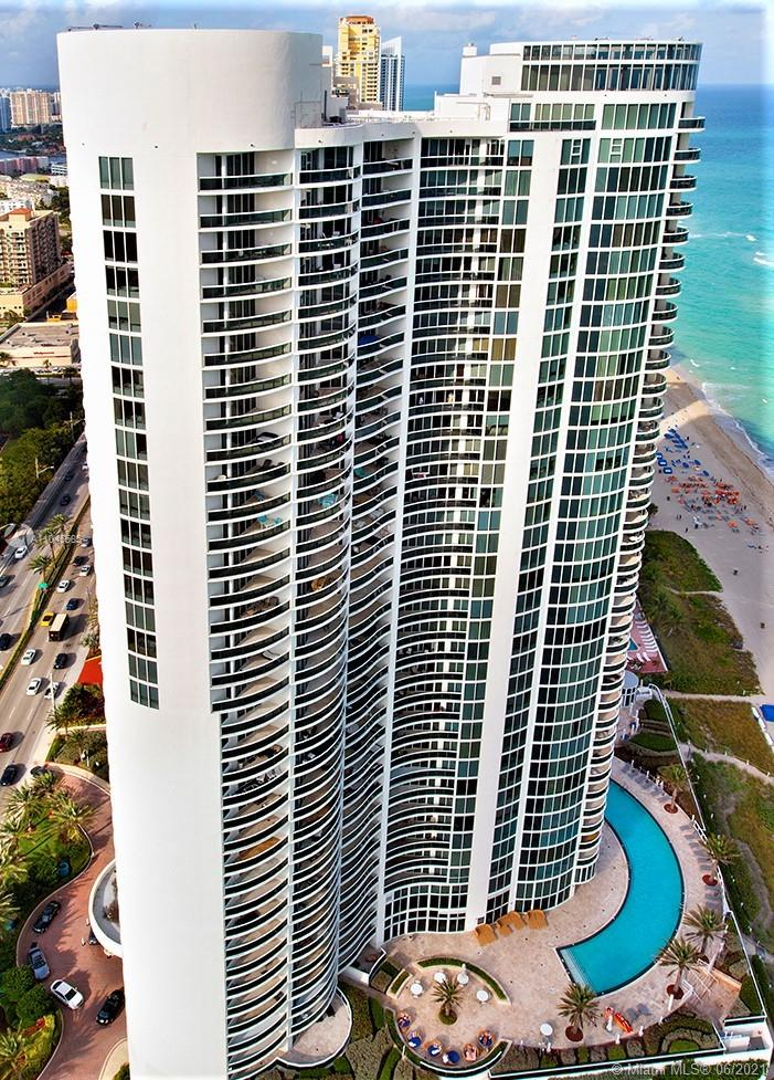 LUXURY OCEANFRONT BUILDING, 2 SPLIT BEDROOMS, 2 FULL BATH,  MIELE APPLIANCES, GRANITE COUNTER TOPS, SUB-ZERO REFRIGERATOR, MARBLE FLOOR,  CUSTOM MADE CLOSETS, TWO BALCONIES.  FULL BEACH AND POOL SERVICE,  YOGA CLASSES, PILATES AND ZUMBA, RESTAURANT AT THE BEACH, ASSIGNED PARKING,  ADDITIONAL PARKING WITH VALET.  24 HOURS SECURITY . PRIME LOCATION IN SUNNY ISLES BEACH,  WHITIN WALKING DISTANCE TO SUPERMARKET, CVS, AND RESTAURANTS.
