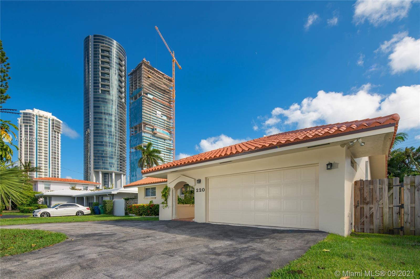 220  187th St  For Sale A11046215, FL
