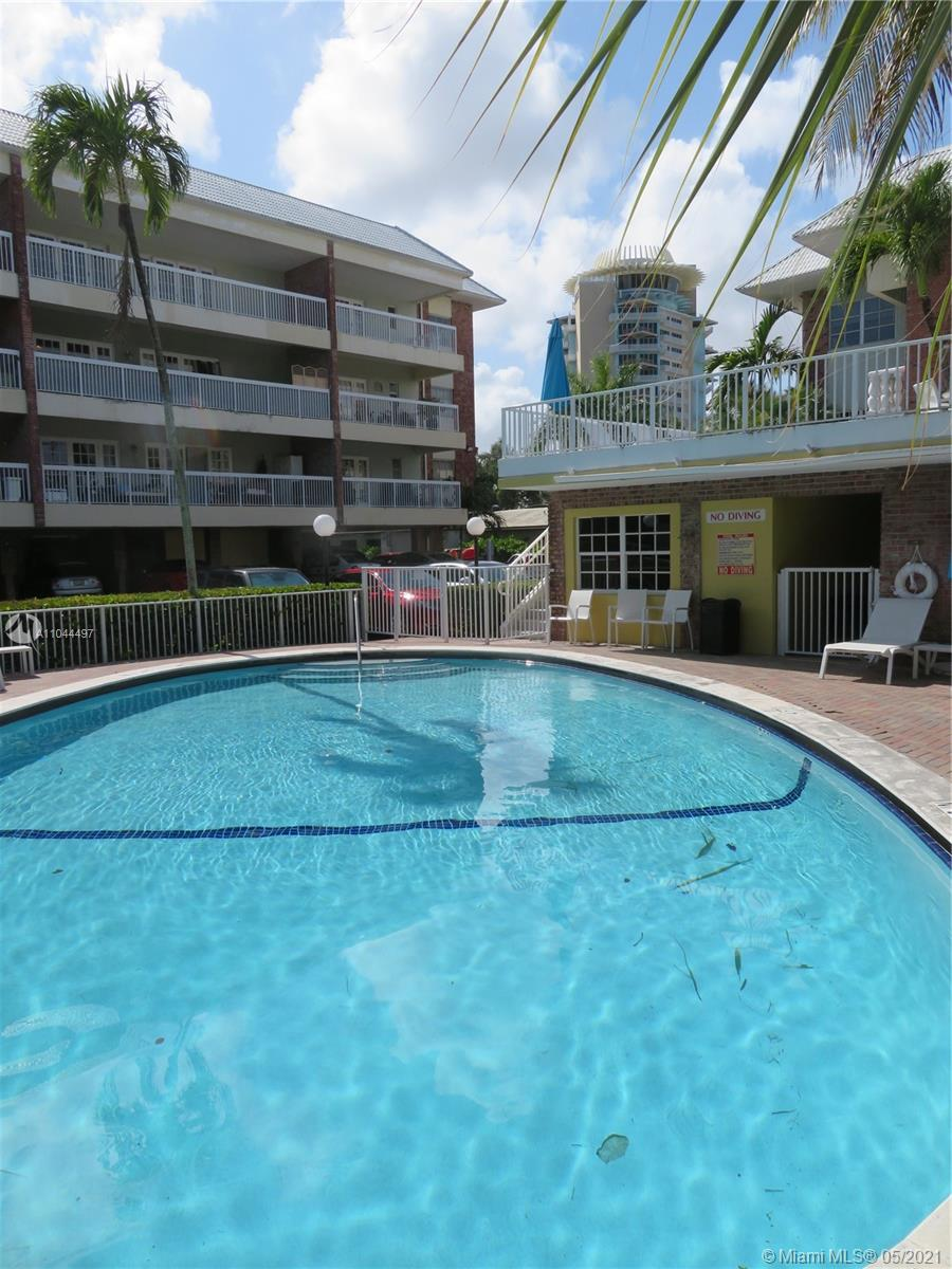 Quiet 1 Bedroom 1 Bath condominium For Rent in desirable Harbor Beach, close to our World Famous Beaches, Ft Lauderdale International Airport, Port Everglades, Broward Convention Center (under major expansion now!) and so much more!! Complex offers an inviting Sparkling Swimming Pool and Fitness Center! Assn allows 2 small pets. $250 Refundable Deposit required per pet as per landlord.