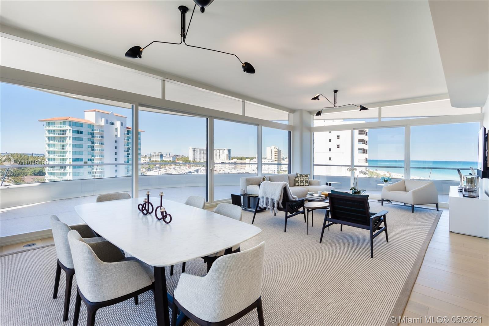 3315  Collins Ave #8C For Sale A11046598, FL