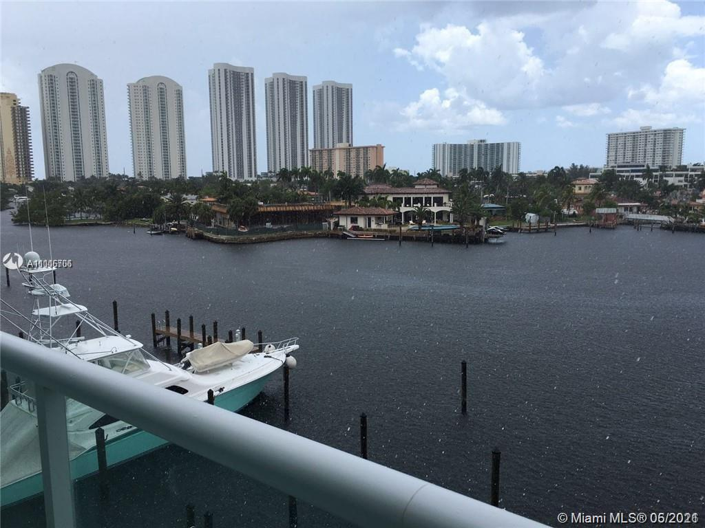 Live in this luxury Residence across the beautiful Sunny Isles beaches, fully remodeled! Private Dock included in price! Featuring 3 Bedrooms and 2.5 Baths, open kitchen with Italian cabinets, stainless steal appliances, porcelain floors throughout, custom made walk in closets and amazing views toward the Intracoastal, The Oleta Park, Sunny Isles and the Atlantic ocean. Indulge the natural light every day from every room with dramatic views and spectacular sunsets. The residence is being sold with a 35' Dry dock. 400 Sunny Isles offers: A full service marina, state of the art Spa, tennis court and a pool deck with infinity pool. * Tenant occupied until 4/5/2022*