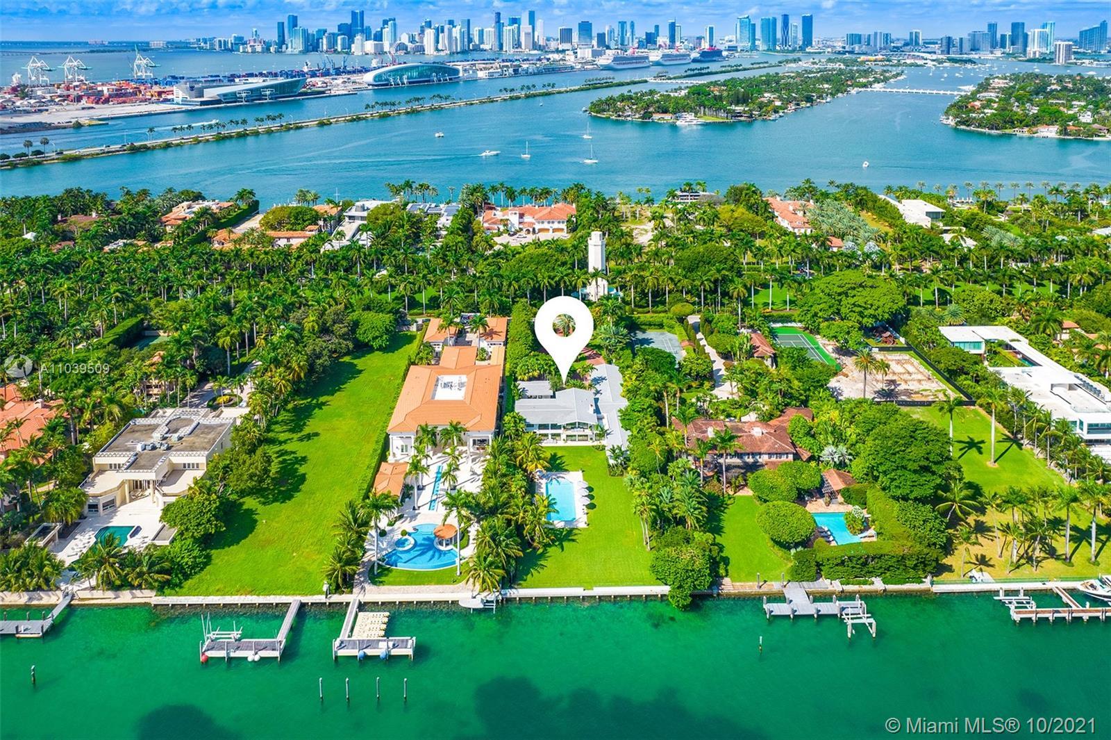 34 Star Island Dr, Miami Beach, Florida 33139