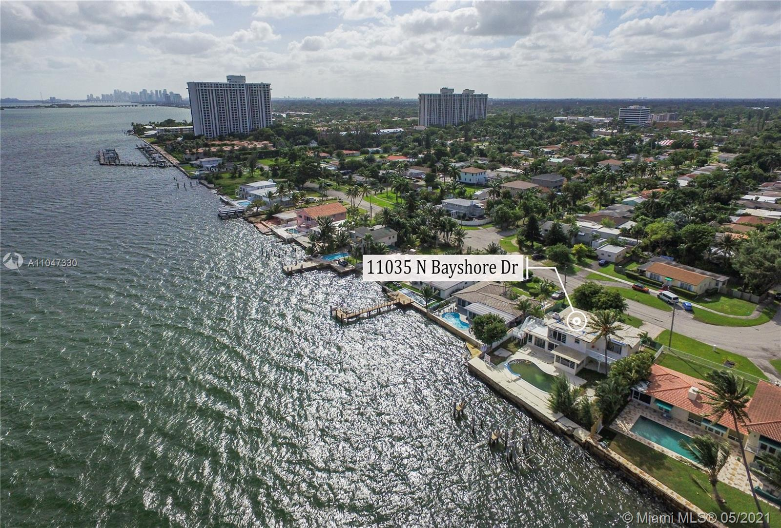11035 N Bayshore Dr  For Sale A11047330, FL